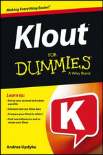 Klout For Dummies : For Dummies - Andrea Updyke