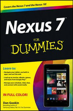 Nexus 7 For Dummies (Google Tablet) - Dan Gookin