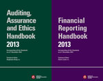 Chartered Accountants Financial Reporting Handbook 2013 + Auditing and Assurance Handbook 2013 - ICAA