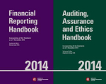Chartered Accountants Financial Reporting Handbook 2014 + Auditing and Assurance Handbook 2014 - ICAA