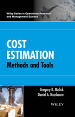 Cost Estimation : Methods and Tools - Daniel A. Nussbaum