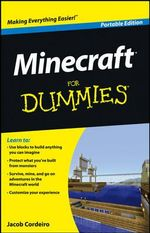 Minecraft For Dummies : For Dummies (Lifestyles Paperback) - Jacob Cordeiro