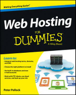 Web Hosting For Dummies : For Dummies - Peter Pollock