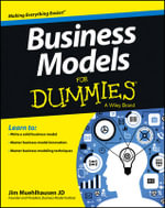 Business Models For Dummies - Jim Muehlhausen