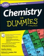 1001 Chemistry Practice Problems For Dummies - Heather Hattori