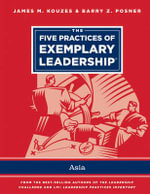 The Five Practices of Exemplary Leadership - Asia - James M. Kouzes