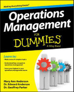 Operations Management For Dummies : For Dummies - Geoffrey Parker