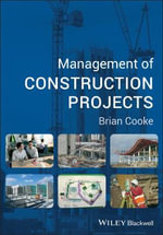 Management of Construction Projects - Brian Cooke