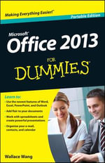 Office 2013 for Dummies - Wallace Wang