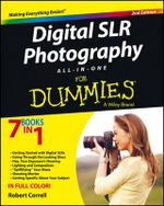 Digital SLR Photography All-in-One For Dummies : Fast and Easy Visual Analysis with Tableau Softwar... - Robert Correll