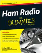 Ham Radio For Dummies : For Dummies - H. Ward Silver