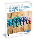 Key Concepts in VCE Health and Human Development Units 1&2 3E Flexisaver & eBookPLUS : LOOSE LEAF EDITION - UNBOUND - Andrew Beaumont
