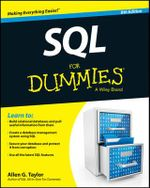 SQL For Dummies : For Dummies - Allen G. Taylor