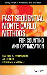 Fast Sequential Monte Carlo Methods for Counting and Optimization : Application of Finite Element Methods - Reuven Y. Rubinstein