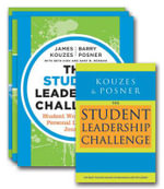 The Student Leadership Challenge Deluxe Student Set - James M Kouzes