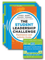 The Student Leadership Challenge Basic Facilitator Set - James M Kouzes