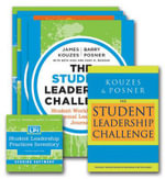 The Student Leadership Challenge Deluxe Facilitator Set : Student Workbook and Personal Leadership Journal - James M Kouzes