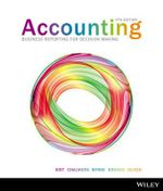 Accounting Business Reporting for Decision Making - Jacqueline Birt
