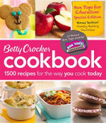 Betty Crocker Cookbook - Holiday Baking Box Tops Edition : Special Edition: Baking with Box Tops for Education - Betty Crocker Editors