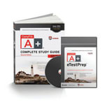CompTIA A+ Total Test Prep : A Comprehensive Approach to the CompTIA A+ Certification - Quentin Docter