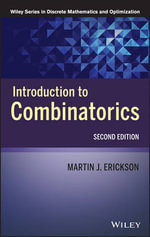 Introduction to Combinatorics : The Story of Cryptology - Martin J. Erickson