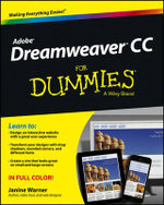 Dreamweaver CC For Dummies : For Dummies - Janine Warner