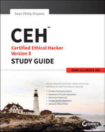 CEHv8 : Certified Ethical Hacker Version 8 Study Guide - Sean Philip Oriyano