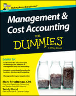 Management and Cost Accounting For Dummies - Sandy Hood