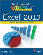 Teach Yourself Visually Complete Excel : Teach Yourself VISUALLY (Tech) - Paul McFedries