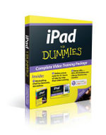 iPad For Dummies : Book + Online Video Training Bundle - Edward C. Baig