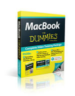 MacBook For Dummies : Book + Online Video Training Bundle - Mark L. Chambers