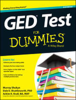GED Test For Dummies - Murray Shukyn