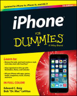 iPhone For Dummies : Understanding Incident Detection and Response - Edward C. Baig