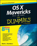 OS X Mavericks All-in-one For Dummies : For Dummies - Mark L. Chambers