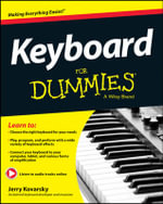 Keyboard For Dummies - Jerry Kovarsky