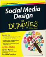 Social Media Design For Dummies - Janine Warner