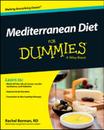 Mediterranean Diet For Dummies - Rachel Berman