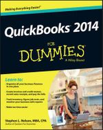 QuickBooks 2014 For Dummies - Stephen L. Nelson