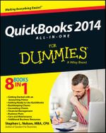 QuickBooks 2014 All-in-one for Dummies : For Dummies - Stephen L. Nelson