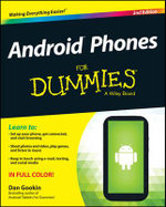 Android Phones For Dummies : 2nd Edition - Dan Gookin