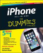 IPhone All-in-One For Dummies : For Dummies - Joe Hutsko