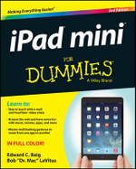 iPad Mini For Dummies : For Dummies (Computers) - Edward C. Baig