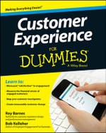 Customer Experience for Dummies - Consumer Dummies