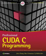 Professional CUDA C Programming - John Cheng