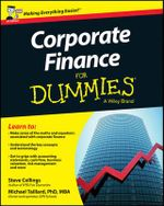 Corporate Finance for Dummies - Steven Collings
