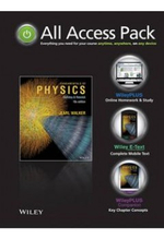 All Access Pack Fundamentals of Physics Extended, Tenth Edition - Halliday