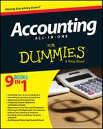Accounting All-in-One For Dummies - Joseph Kraynak