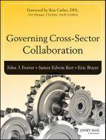 Governing Cross-Sector Collaboration - John Forrer