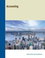 Accounting : Tools for Business Decision Making 5E CA Edition - Kimmel