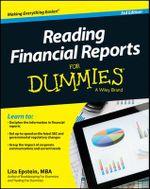 Reading Financial Reports For Dummies(R) : For Dummies - Lita Epstein